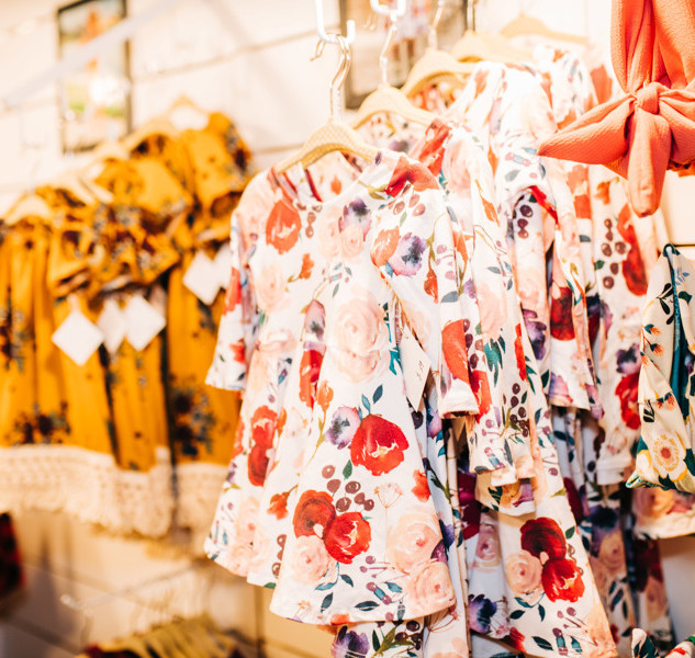 baby, toddler, and kids clothes for sale at boerne handmade market