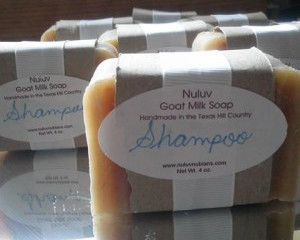 our old love, Nuluv goat milk products