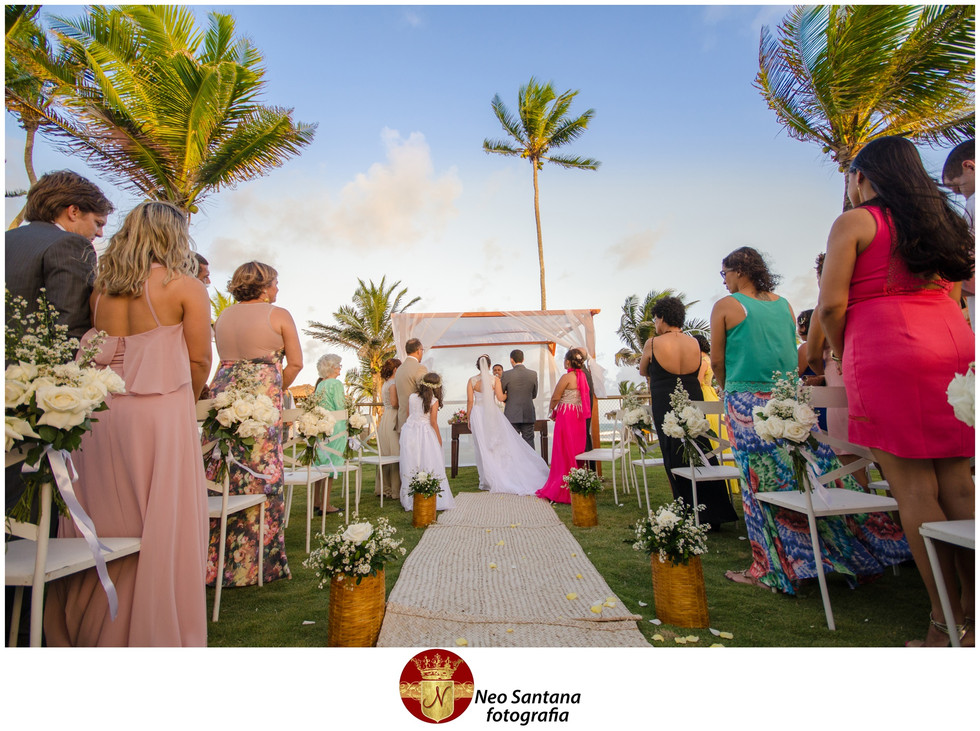 Fotos do Casamento Inaê e Egnaldo