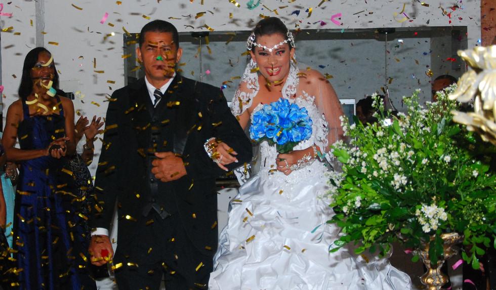 Fotos do Casamento Jeda e Jair