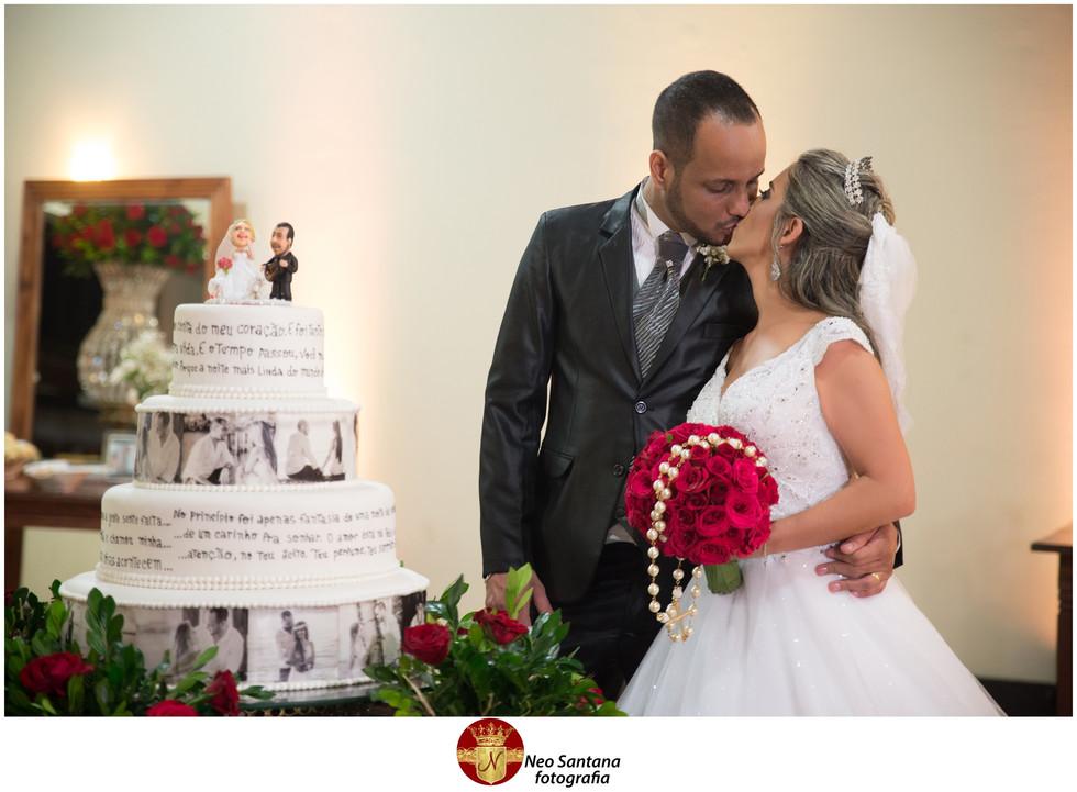Fotos do Casamento Cristina e Marcos