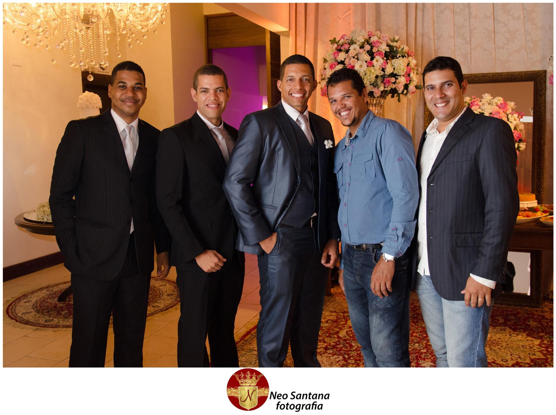 Fotos do Casamento Kelly e Vitor