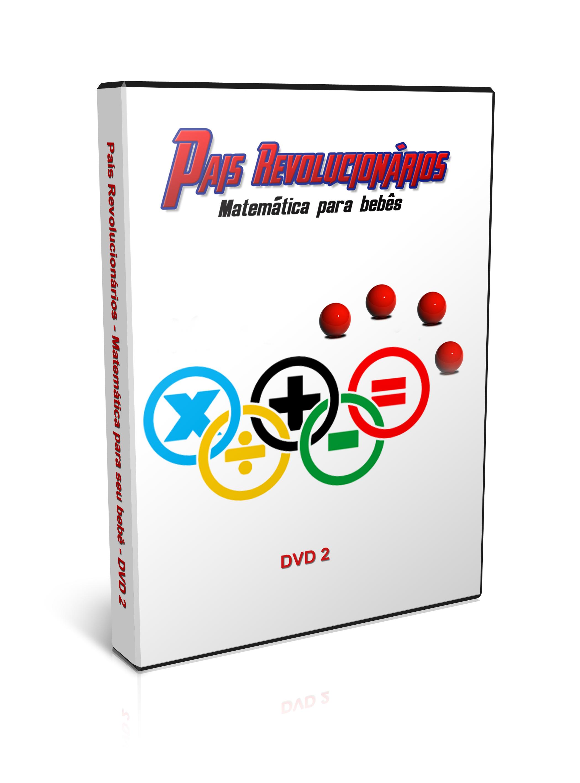 DVD - Matemática para Bebês 2