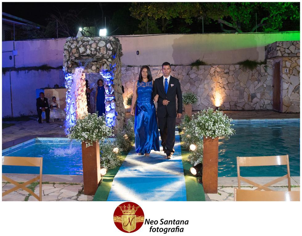 Fotos do Casamento Lêda e Isaias