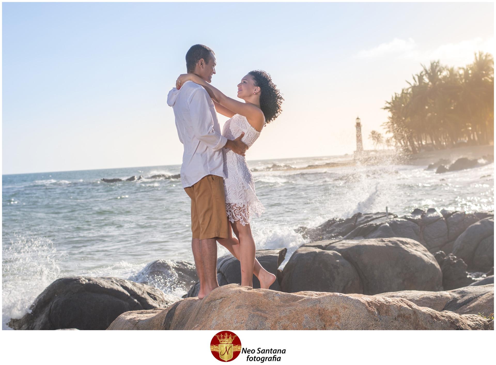 Fotos do Pre Casamento Karolina e Tiago