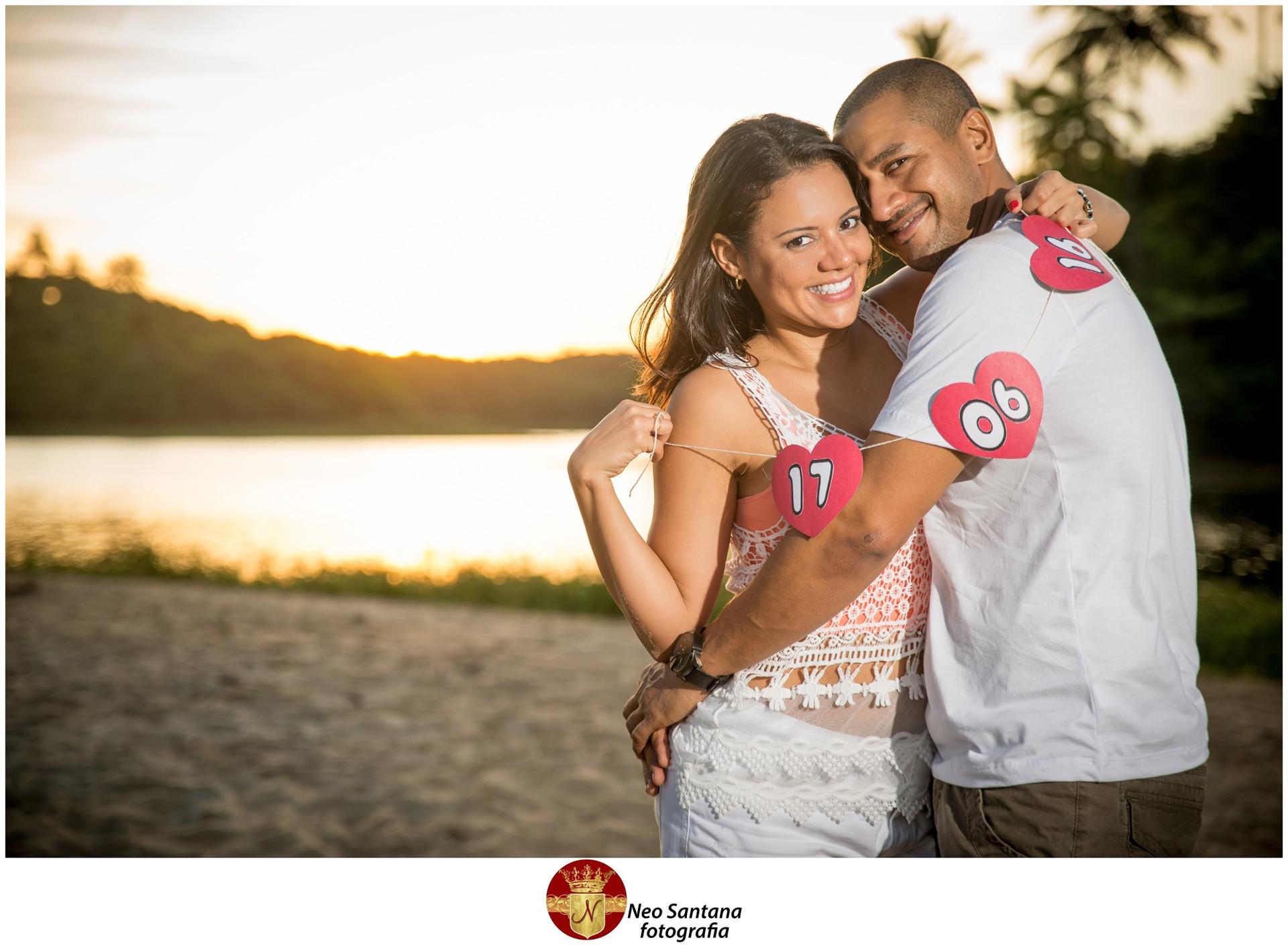 Fotos do Pre Casamento Débora e Éder
