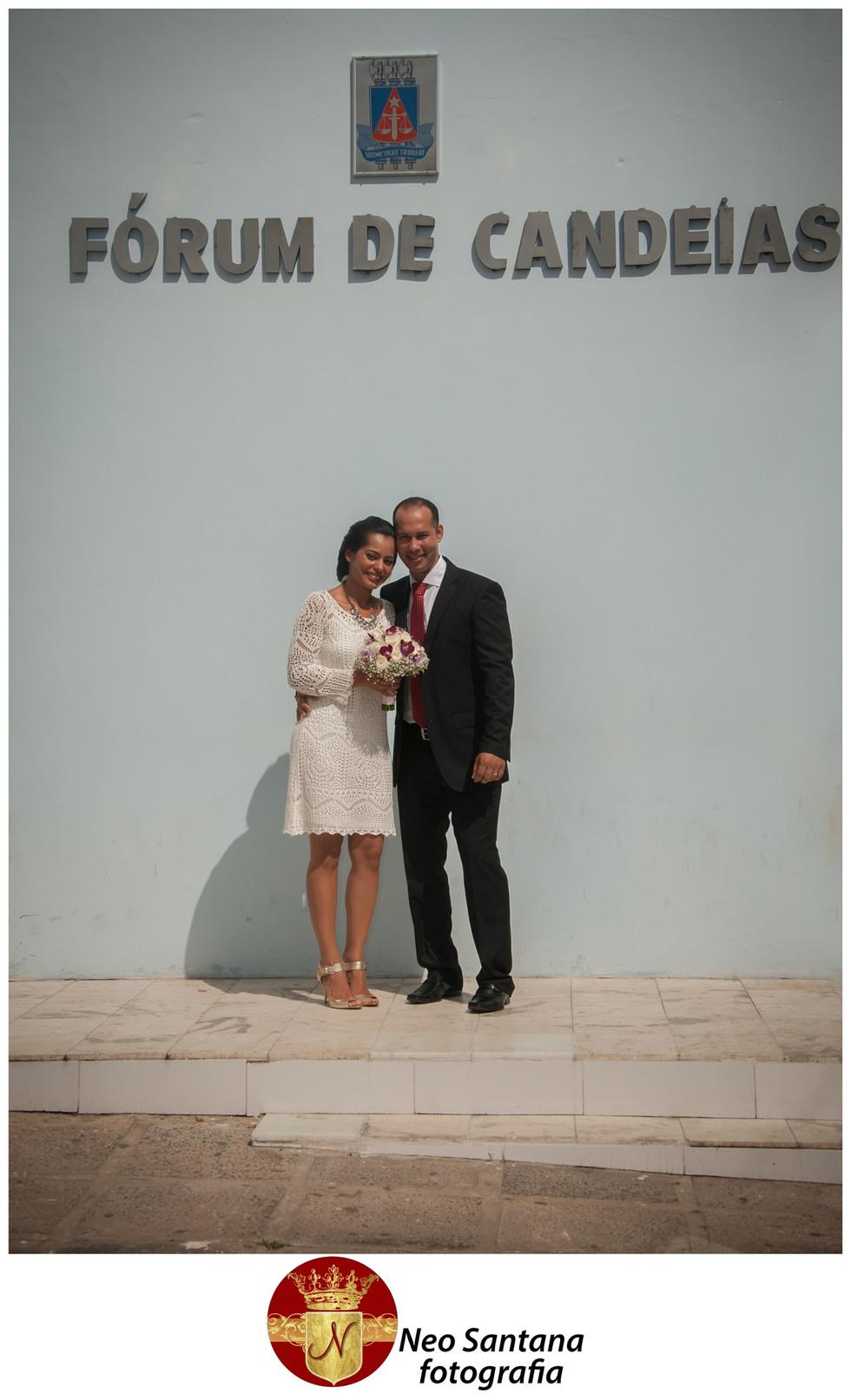 Fotos do Casamento Civil Andreia e Wilson