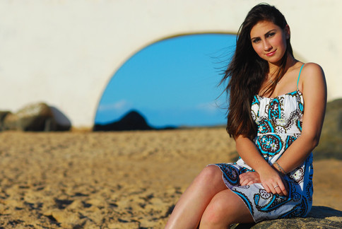Neo Santana | Fotógrafo de modelo feminino em Salvador