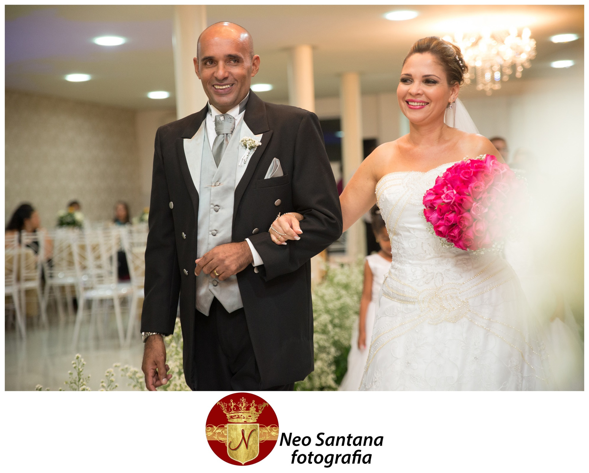 Fotos do Casamento Eliene e Dino