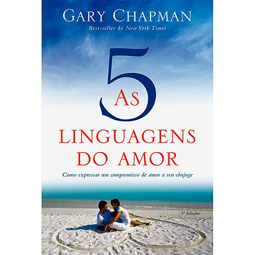 Livro - As Cinco Linguagens do Amor