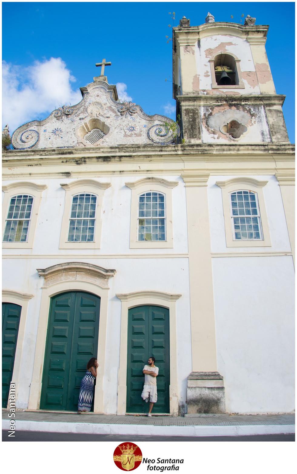 Fotos do Pre Casamento Calazans e Thaiane