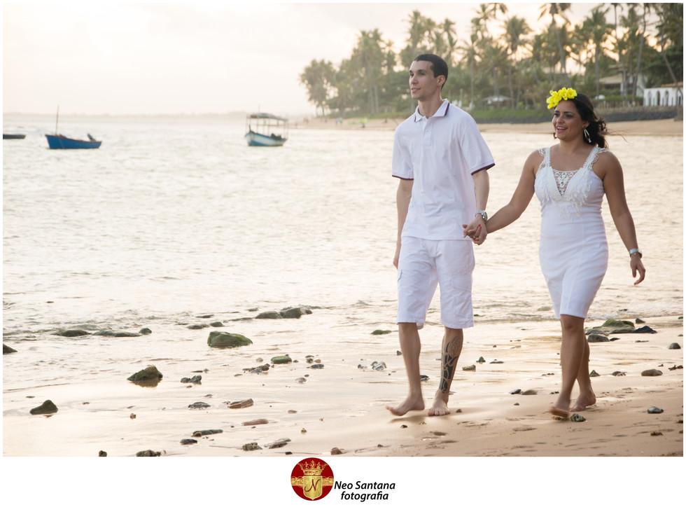 Fotos do Pre Casamento Queila e Gabriel