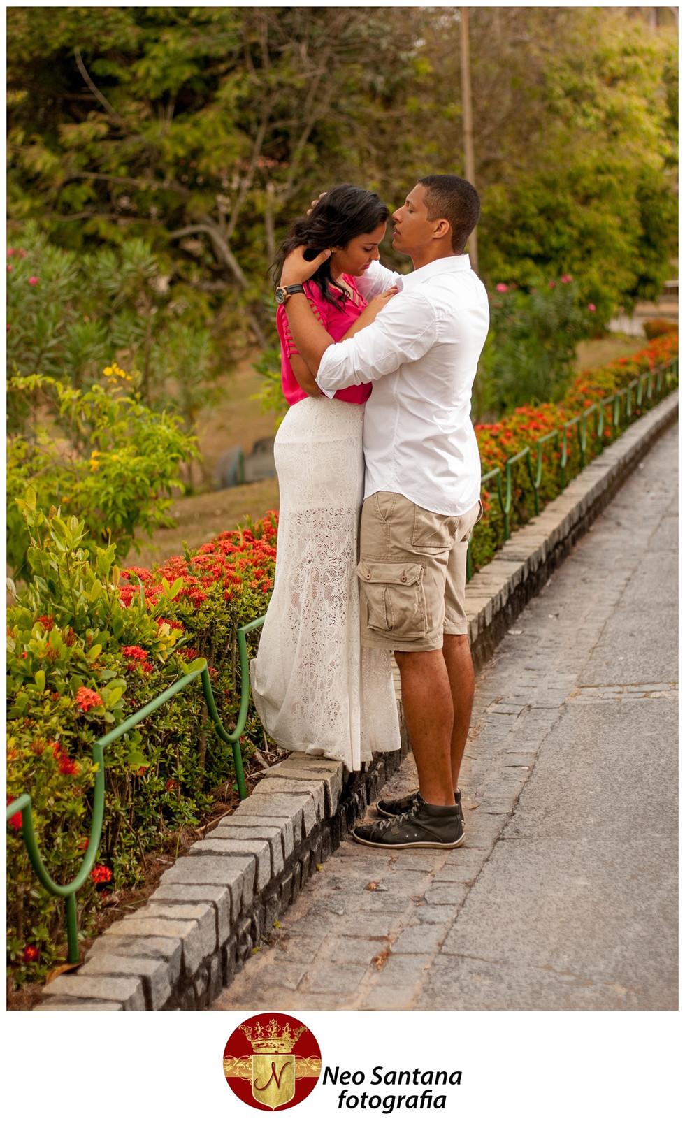 Fotos do Pre Casamento Kelly e Vitor
