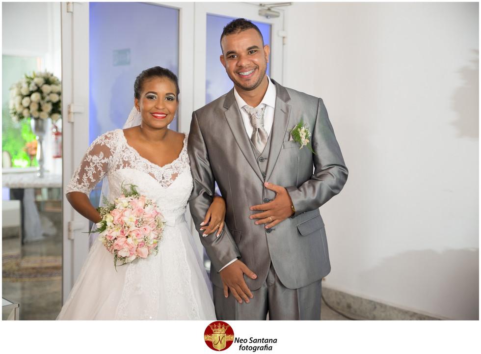 Fotos do Casamento Desireé e Joilson
