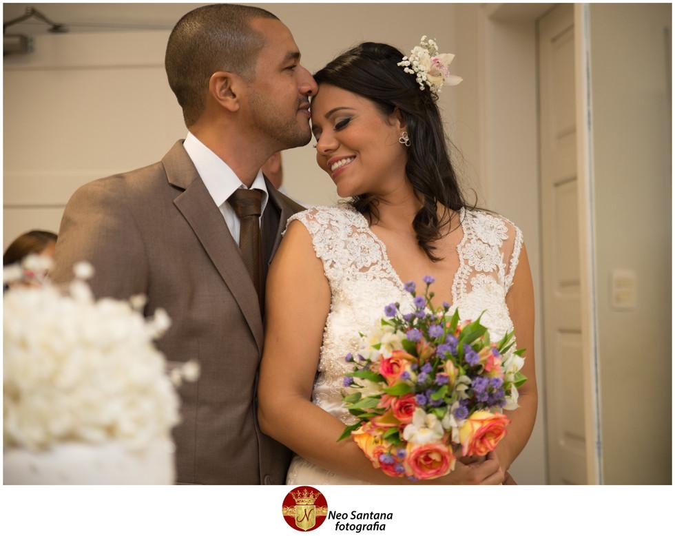 Fotos do Casamento Civil Débora e Éder