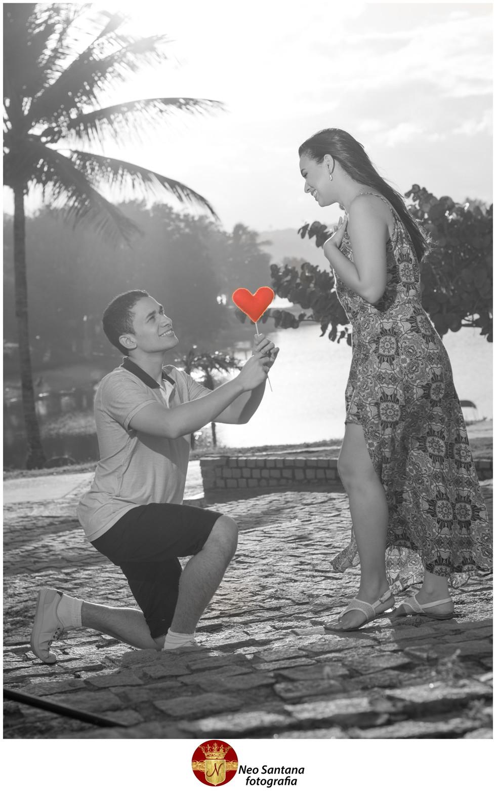 Fotos do Pre Casamento Inaê e Egnaldo
