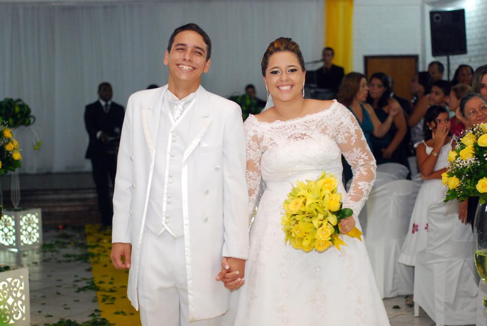 Fotos do Casamento Mirella e Filipe