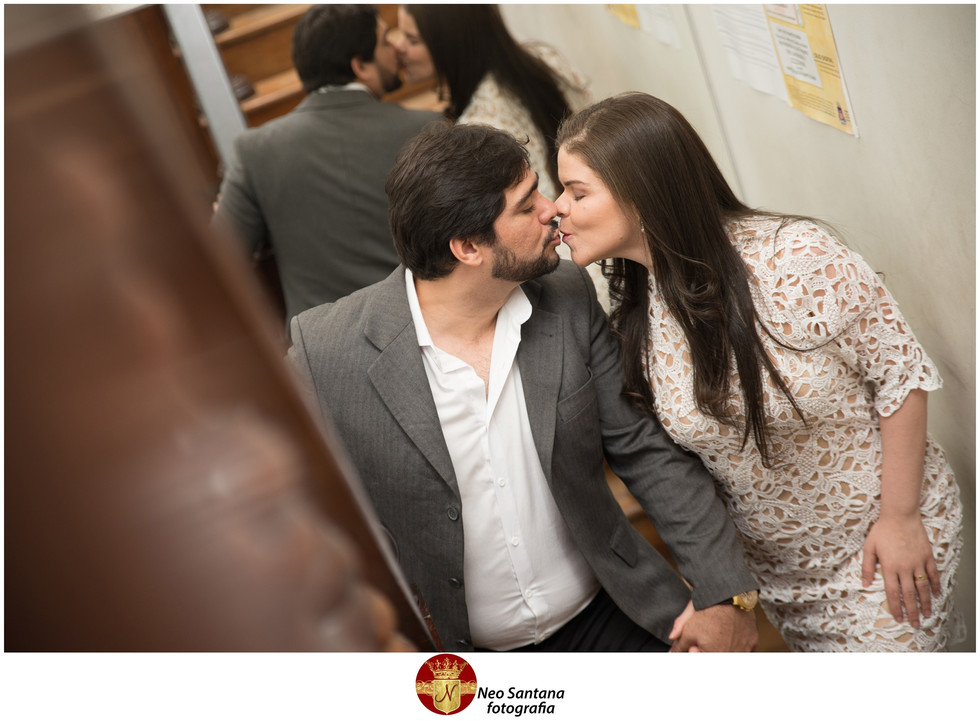 Fotos do Casamento Civil de Marcos e Gardênia