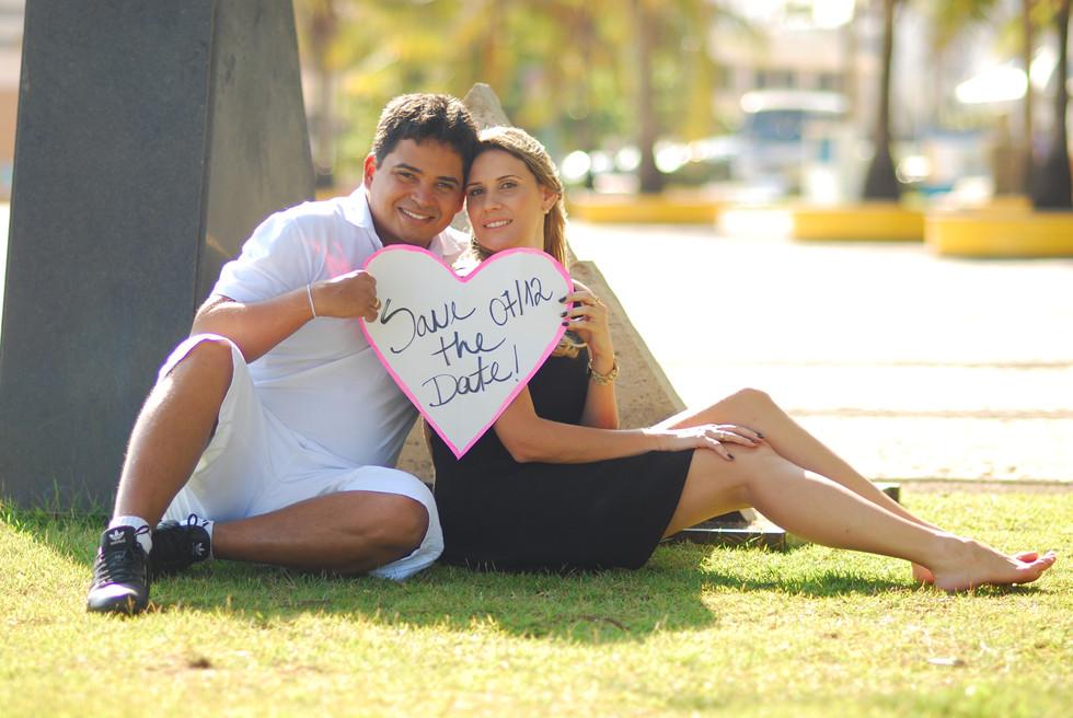 Fotos do Casamento Civil Naiana e Delson