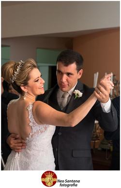 Aline e Danilo