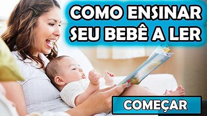 Miniatura Video Como ensinar bebe a ler