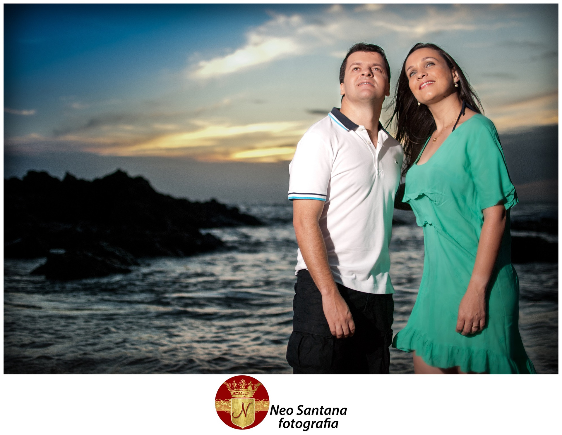 Fotos do Casal Ozilanda e Nau