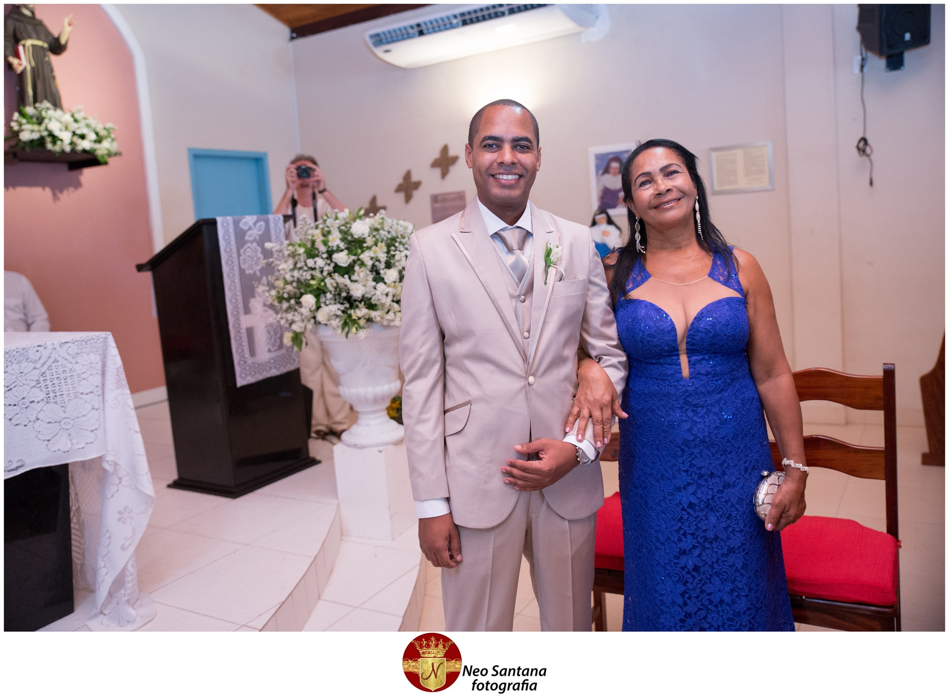 Fotos do Casamento Priscila e Anderson