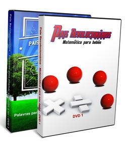 Pacote DVD - Leitura 1/ Matemática 1
