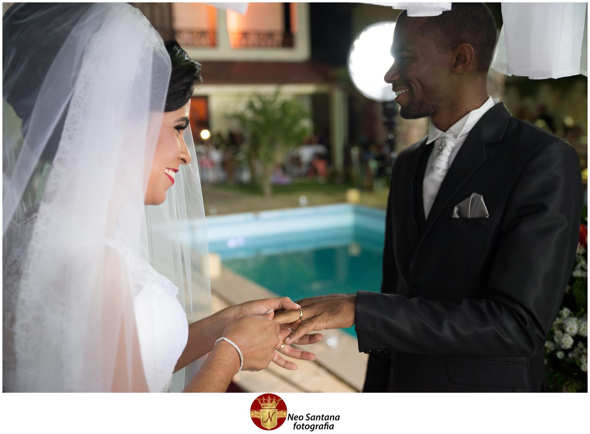 Fotos do Casamento Naiane e Maicon