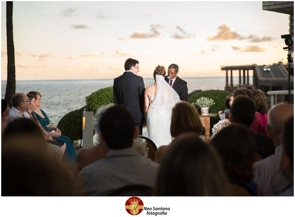 Fotos do Casamento Jacqueline e Leandro