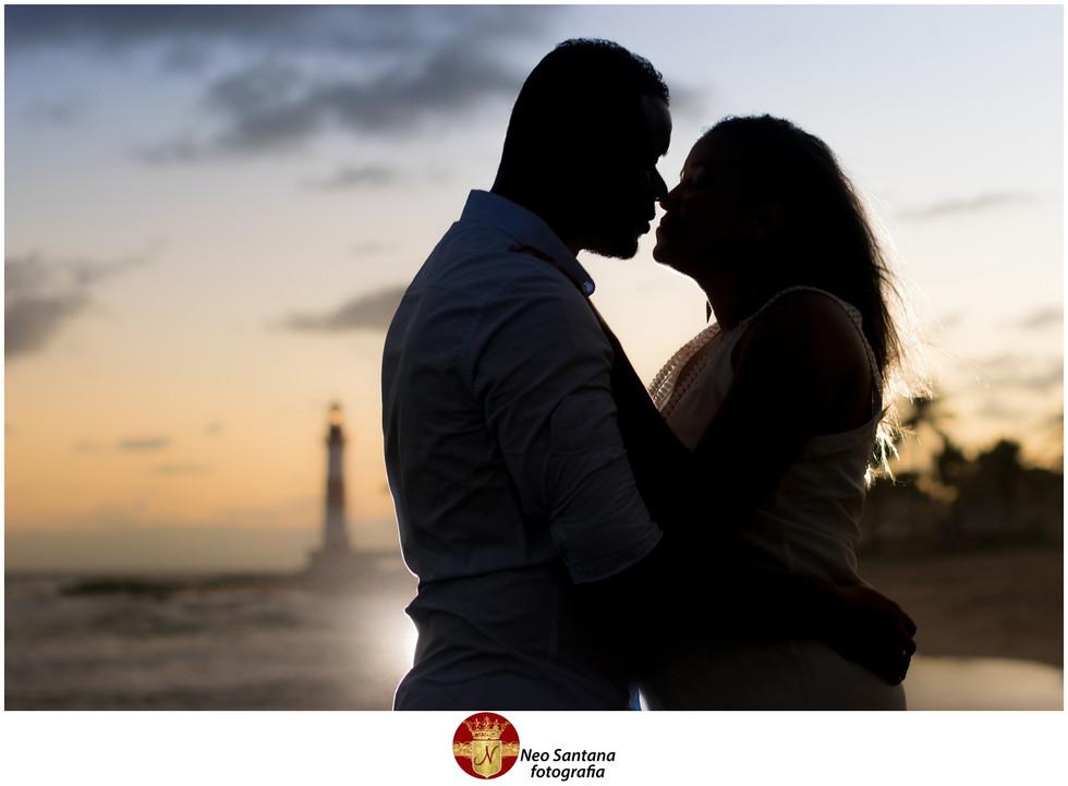 Fotos do Pre Casamento Desireé e Joilson