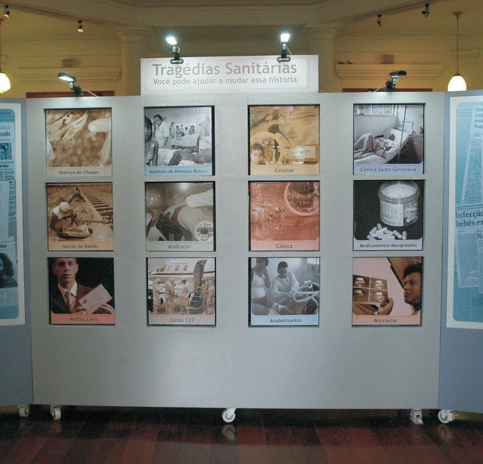Vigilância Sanitária: Tragédias Sanitárias