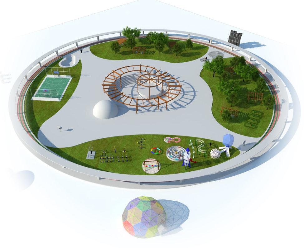Praça do Conhecimento - FUP