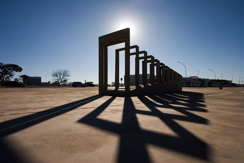Utopia da Modernidade Fotos de Brasília