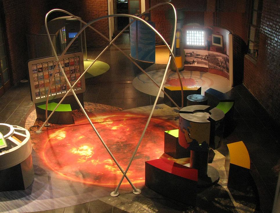 Casa da Ciência - Energia Nuclear: O sol e a Terra