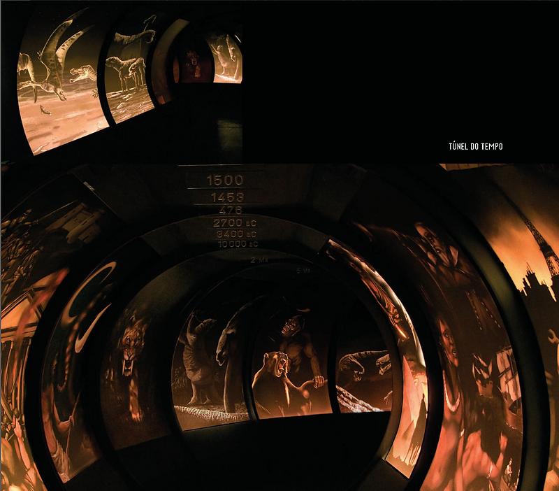 Caminhos do Passado: Tunel do Tempo