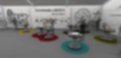 SESC - A Roda: Miniaturas