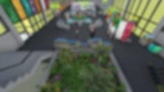 Espaço Verde - CETEM Perspectiva do Salão