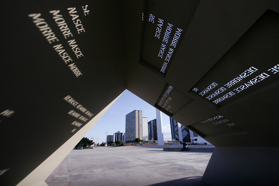 Utopia da Modernidade Luz em Verso