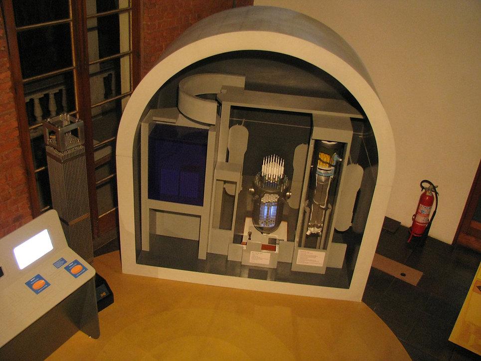 Casa da Ciência - Energia Nuclear: Reator Nuclear