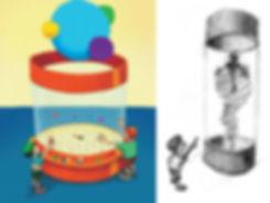 BIOPARQUE Ziraldo Conceito Brinquedos Interativos