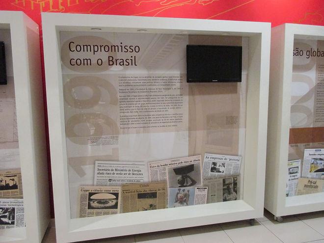COPPE 50 UFRJ - Sintonia com o futuro: Compromisso com o Brasil