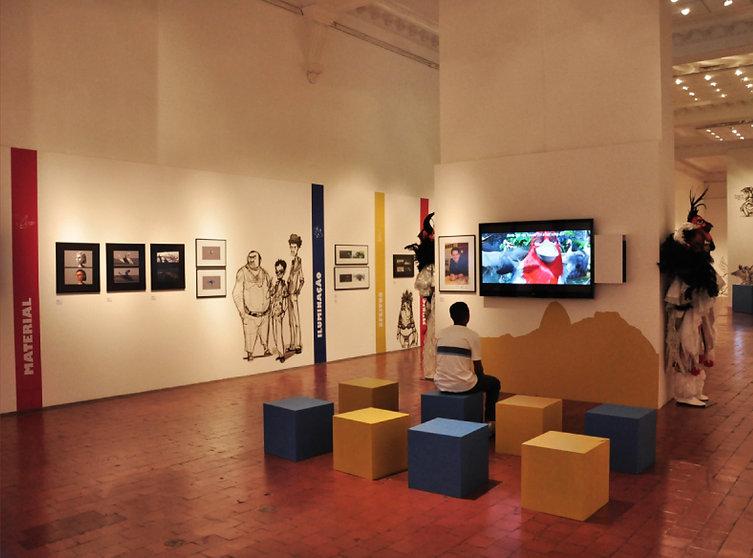 Rio - A arte da animação: Reprodução do Filme Rio