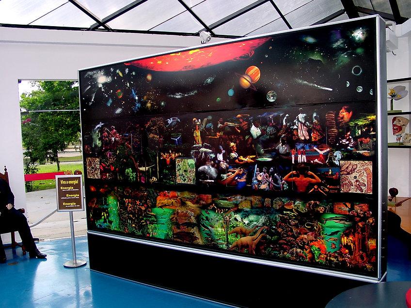 Parque da Ciência Expositor