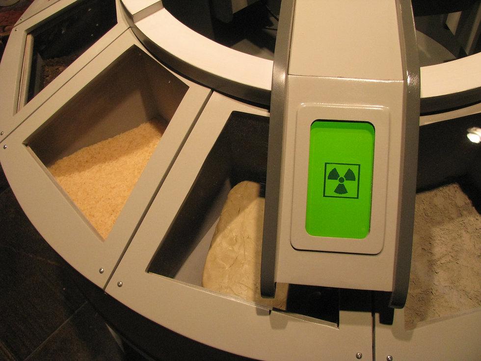 Casa da Ciência - Energia Nuclear: Contador Geiger
