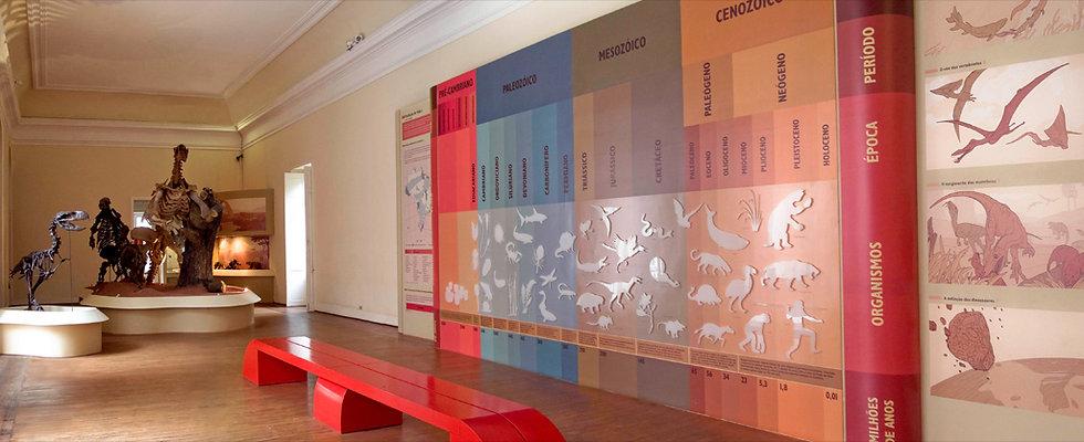 Paleontologia: Linha do Tempo