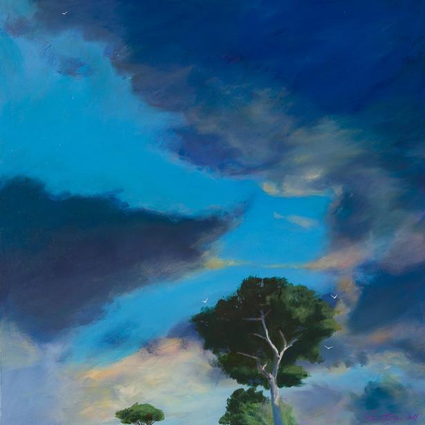 Title: 'Roman Sentry' Medium: Acrylic on canvas Size: 80cm X 80cm Painting: $1,600 Print: $375 Free freight worldwide