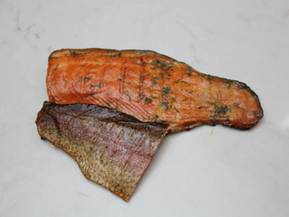 **FLASH SALE: SMOKED TROUT FOR $19**  SABLEFISH, O2T BOQUERONES & A MUSHROOM MEDLEY DELIVERYFEB 4TH