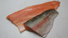 Rainbow Trout, Anchovies & White Chanterelle Delivery Wednesday December 4th