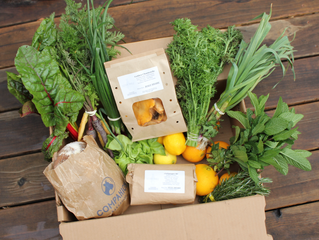 Santa clara / San Mateo counties 5/14 & Santa Cruz 5/15 The O2T Fish & Farm Box Plus Add-ons